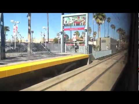 Time Lapse - redo - Los Angeles Metro Expo Line