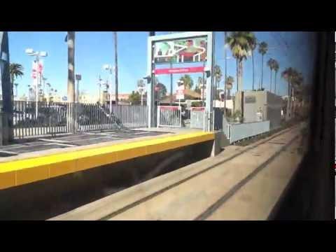 Time Lapse - redo - Los Angeles Metro Expo Line