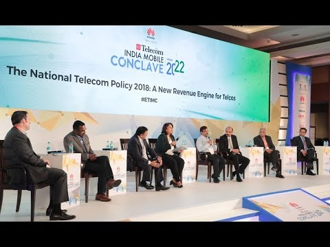Panel Discussion on NTP 2018: A New Revenue Engine for Telcos, at IMC, Vision 2022