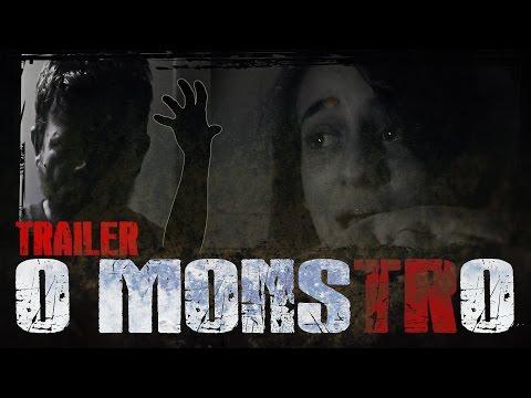 O MONSTRO - Trailer | Lenda Urbana