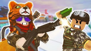 ROBLOX PHANTOM FORCES WINTER UPDATE!! | New Items and Weapons!! | 🔴 Roblox Live