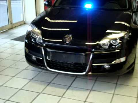 centre agrr sirac renault laguna 3 phase 2 police youtube. Black Bedroom Furniture Sets. Home Design Ideas