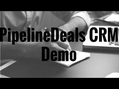 PipelineDeals Demo