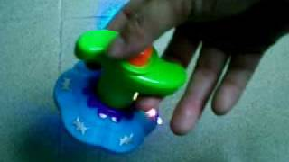 Electronic Top Toy