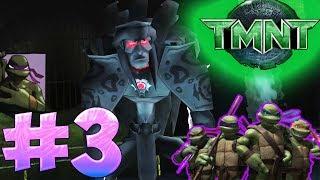 """TMNT 2007"" The Video Game - Прохождение #3 (Техно - Ниндзя) - ЗА ДОНАТЕЛЛО"