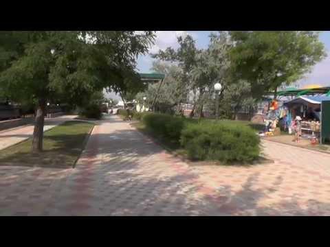 Пионерский лагерь им.Олега Кошевого Евпатория 2013 Крым Украина