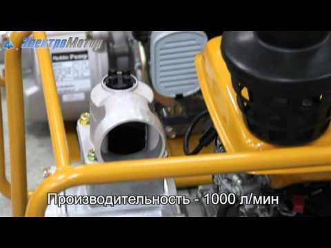 Мотопомпа Subaru-Robin PTG 307 ST