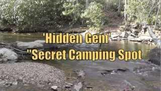 Hidden Gem - Secret Camping Spot - The Outdoor Gear Review