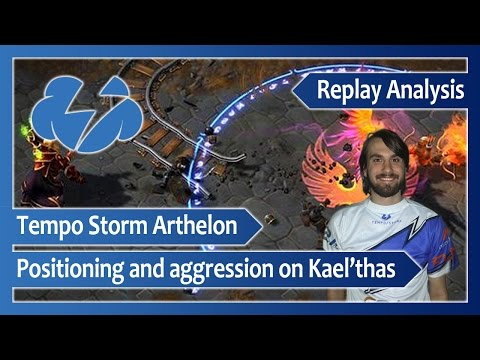 Tempo Storm Arthelon ‒ Positioning and aggression on Kael'thas