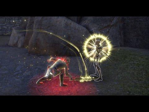 The Elder Scrolls Online Let's Talk; Two Handed