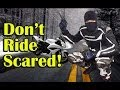 Don T Ride Motorcycle Scared BE A STREET SOLDIER RIDE STRONG Motorcycle Tips mp3