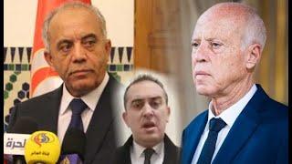 الحبيب الجملي ينقلب على قيس سعيد ويلغي نتائج الإنتخابات: تطورات كبرى في تونس