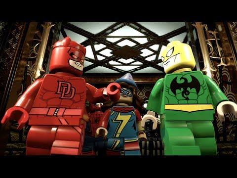 lego-marvel-super-heroes-2-part-9-noir-night-mayor-(daredevil,-iron-fist,-,-spider-man-noir)