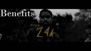 [Free} Benefits- Bryson Tiller x Ye Ali Type Beat (Prod.24k)