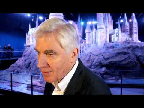Harry Potter Studio Tour  Production Designer Stuart Craig