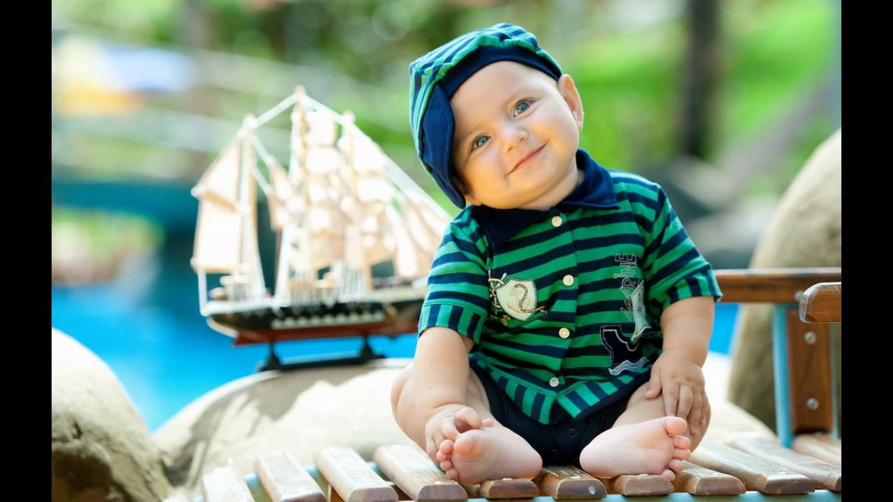 Roupinhas para bebe masculino com 6 meses de vida youtube - Bebe de 6 meses ...