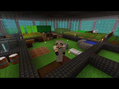 Direwolf 20 1.10 Let's Play Ep. 4: Item Repair and Automatic Mining!