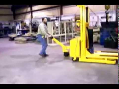 Titan Die Cart 2131:   1 X 4000 lb Capacity Single Station