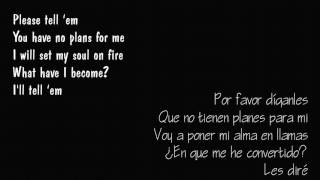 Twenty One Pilots-Ode to sleep  lyrics en ingles y español