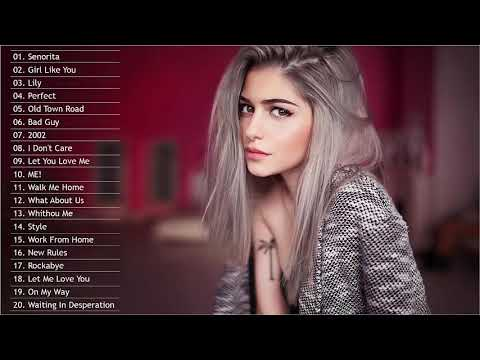Top Hits 2019 - New Popular Songs 2019 - Best English Songs 2019