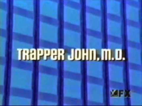 Trapper John M.D. soundtrack
