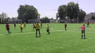 CZ5-FC Yellow Junior-Ogólnopolski Turniej Jarocin Cup 2019-Pierwszy meczyk -IV Kwarta -Grom Golina
