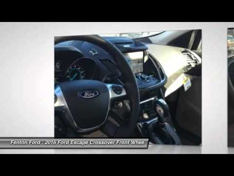 2016 ford escape dumas tx gub71521 youtube youtube