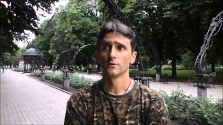 Знаменитый сербский снайпер Деки: