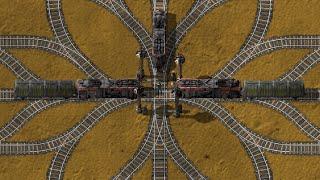 Factorio Rail Tutorial Part 1