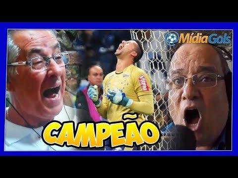 CRUZEIRO campeão da Copa do Brasil -...