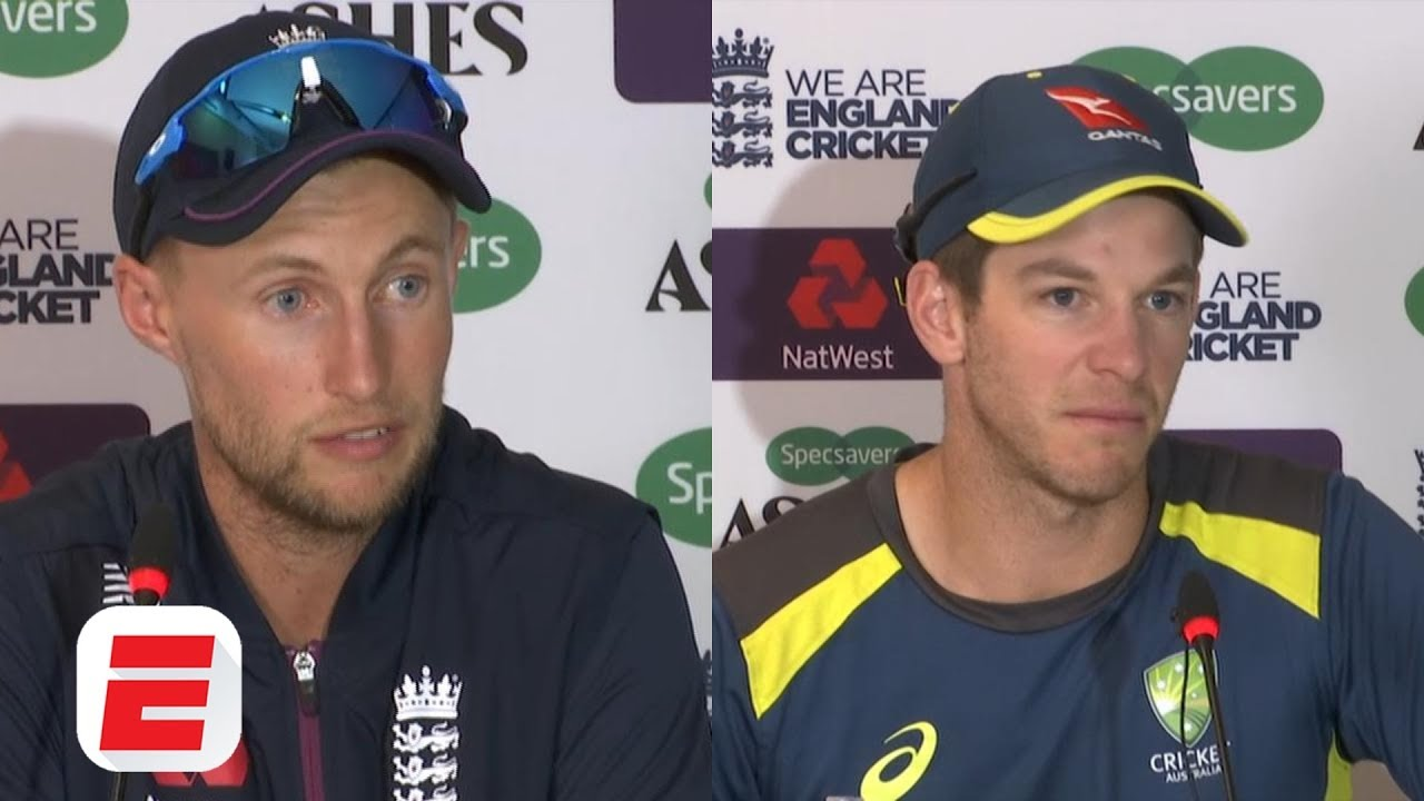 Download Joe Root and Tim Paine react to England's historic third Test win | 2019 Ashes