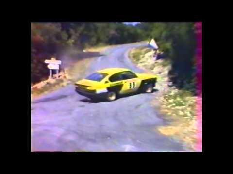 Best of Rallyes Années 80 Languedoc Roussillon #RallyeRétro