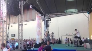Серебро - Ми Ми Ми  (Live, ТРЦ