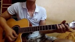 Khi Em Là Em ( Rocker Nguyễn) guitar cover hợp âm chuẩn