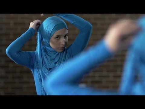 This Teen Wants to Be the World's First Professional Hijabi Ballerina