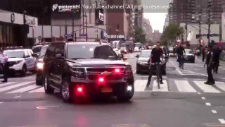 2 Unmarked Police Cars Responding 2016 HD ©