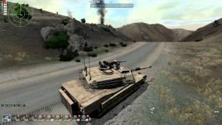 ArmA 2 Operation Arrowhead Playthrough - Pathfinder Mission 3