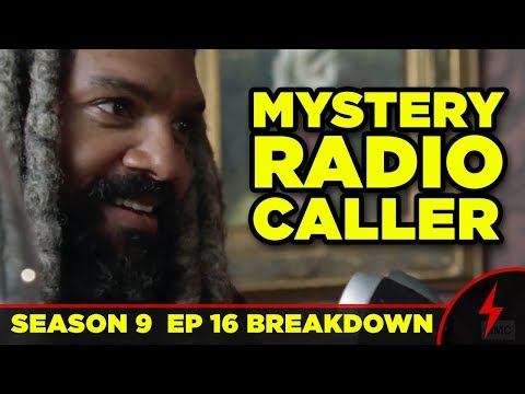 Walking Dead Season 9 Finale Breakdown! RADIO VOICE Explaine