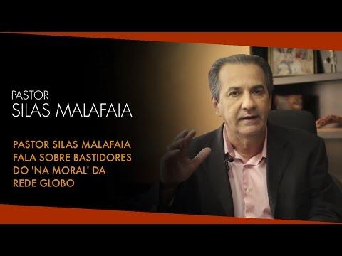 Pastor Silas Malafaia comenta participação no 'Na Moral' da Rede Globo