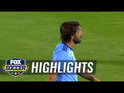 Colorado Rapids vs. New York City FC | 2017 MLS Highlights