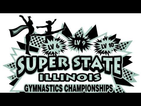 2018 Illinois Level 10 Gymnastics State Meet (Juniors)