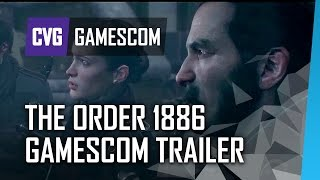 The Order 1886 Gameplay Trailer: Tesla Revealed | Gamescom 2014