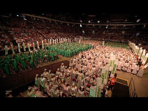 ECOT 2017 Graduation Ceremony