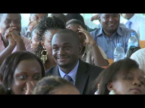 DLA Piper New Perimeter legal education pro bono work at the University of Tanzania
