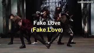 BTS - Fake Love [Fanchant]