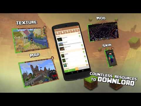 Master For Minecraft Launcher For Android Official Trailer