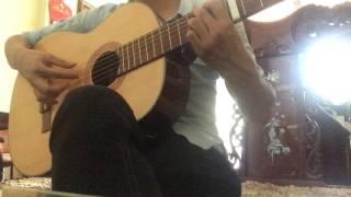 Ngại Yêu guitar cover