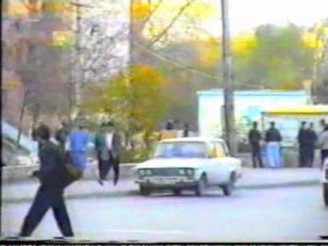 Грозный до 1 войны 1994г. часть1