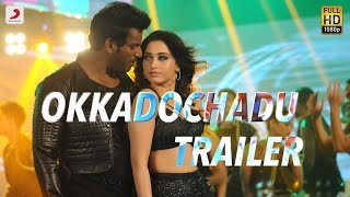 Okkadochadu - Telugu Trailer | Vishal, Tamannaah | Hiphop Tamizha