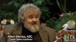 Alan Daviau, ASC Interview@HDEXPO - Expert Interview